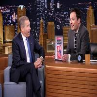 VIDEO: Brian Williams Talks Daughter's PETER PAN Role & More on 'Tonight'