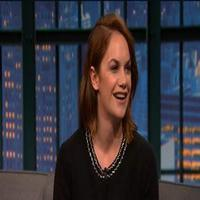 VIDEO: CONSTELLATIONS Ruth Wilson Talks Finding Her Inner Clown on 'Late Night'
