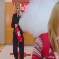 VIDEO: Sneak Peek - Sue Sylvester Plays Cupid to Kurt & Blaine on Next GLEE