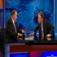 VIDEO: Jon Stewart Defends Beyonce on DAILY SHOW After Mike Huckabee Calls Her 'Vulgar'