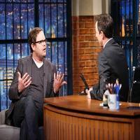 VIDEO: Rainn Wilson Talks New Series 'Backstrom' & More on LATE NIGHT