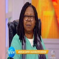 VIDEO: THE VIEW Hosts Debate 'American Sniper' Backlash