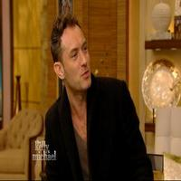 VIDEO: Jude Law Talks Getting Completely Naked on Stage in INDISCRETIONS