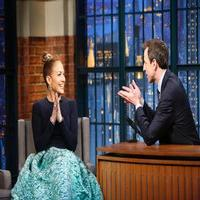VIDEO: Jennifer Lopez Talks 'Boy Next Door' & More on LATE NIGHT