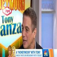 VIDEO: Tony Danza Talks Singing, Dancing & Playing the Ukulele in HONEYMOON IN VEGAS