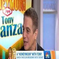 VIDEO: Tony Danza Talks Singing, Dancing & Playing the Ukulele in HONEYMOON IN VEGAS