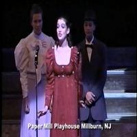 STAGE TUBE: Flashback - Watch Vintage Clips of Anne Hathaway at Paper Mill Playhouse!