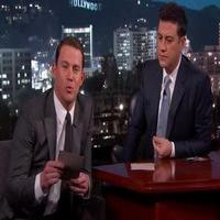 VIDEO: Channing Tatum Reveals 'Team OSCAR' on JIMMY KIMMEL LIVE