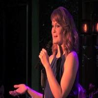 STAGE TUBE: Jeremy Jordan, Kate Baldwin & More Sing Georgia Stitt at 54 Below