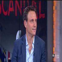VIDEO: Tony Goldwyn Dishes on SCANDAL Mid-Season Premiere
