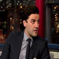 VIDEO: Oscar Isaac Talks Next 'X-Men' & 'Star Wars' Films on LETTERMAN