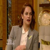 VIDEO: Ruth Wilson Chats Broadway's CONSTELLATIONS on 'Live'