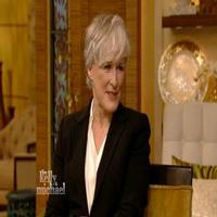 VIDEO: Glenn Close Talks Broadway's A DELICATE BALANCE on 'Live'