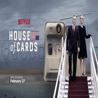VIDEO: First Look - Key Art & Motion Poster for New Season of Netflix's HOUSE OF CARDS