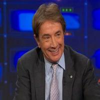 VIDEO: Martin Short Talks IT'S ONLY A PLAY, New Book & More on 'Daily Show'