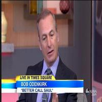 VIDEO: Bob Odenkirk Talks Upcoming AMC Sequel 'Better Call Saul' on GMA