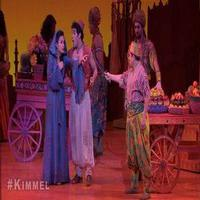 STAGE TUBE: JIMMY KIMMEL LIVE's Guillermo Makes Broadway Debut in ALADDIN!