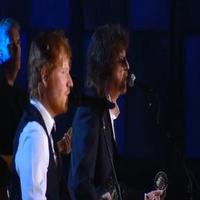VIDEO: Ed Sheeran & ELO Perform 'Mr. Blue Sky' at GRAMMYS