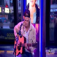 VIDEO: Cody Simpson Rocks Times Square on GMA