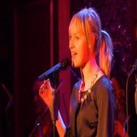 STAGE TUBE: Erin Davie Sings Scott Alan's 'High' at 54 Below!