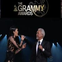 VIDEO: Jessie J & Tom Jones Perform 'You've Lost That Lovin' Feeling' on THE GRAMMYS