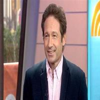 VIDEO: David Duchovny Talks New Book, New Drama Series on TODAY
