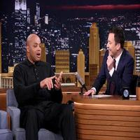 VIDEO: Charles Barkley Rants On Space Travel, Pizza Hut & More on TONIGHT