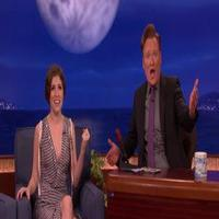 VIDEO: Anna Kendrick & Conan Sing 'If Life Were Like a Musical'!