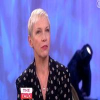 VIDEO: Annie Lennox Chats GRAMMY Performance & New Album on 'The Talk'