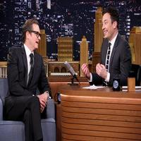 VIDEO: Colin Firth Talks New Film KINGSMAN on 'Tonight'