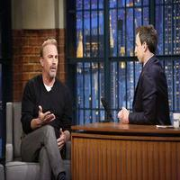 VIDEO: Kevin Costner Talks Return to Sports Movies in MCFARLAND USA on Late Night