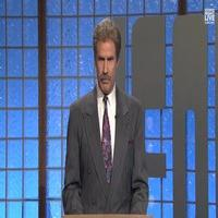 VIDEO: Celebrity Jeopardy with Will Ferrell for SNL's 40th Anniversary Special