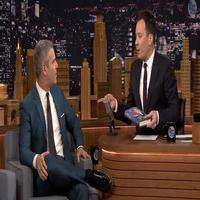 VIDEO: Andy Cohen Gives Jimmy Fabulous Real Housewives Taglines on 'TONIGHT'