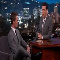 VIDEO: Neil Patrick Harris Talks About His Magic Room on JIMMY KIMMEL LIVE