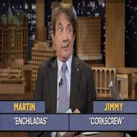 VIDEO: IT'S ONLY A PLAY's Martin Short Plays 'Word Sneak' & More on TONIGHT