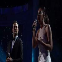 STAGE TUBE: Cheyenne Jackson and Alexandra Silber Sing from WEST SIDE STORY at Grammy Premiere Ceremony
