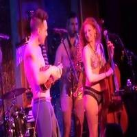 STAGE TUBE: THE SKIVVIES Perform 'Tonight You Belong to Me' With a Musical Theatre Twist!
