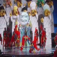 STAGE TUBE: The Lonely Island, Tegan and Sara Perform 'Everything Is Awesome' at Oscars