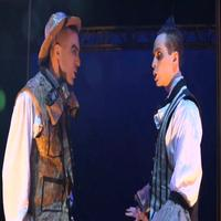 BWW TV: Hush Hush! Watch New Clip from Edgar Allan Poe Musical, NEVERMORE!