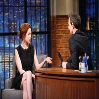 VIDEO: Ellie Kemper Talks Failed SNL Audition & More on LATE NIGHT