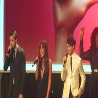 VIDEO: GLEE's Lea Michele, Darren Criss & More Honor Ryan Murphy with Special Performance