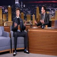 VIDEO: Ansel Elgort Talks New 'Divergent' Film & More on TONIGHT