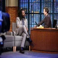 VIDEO: Author Marlon James Discusses New Novel on LATE NIGHT