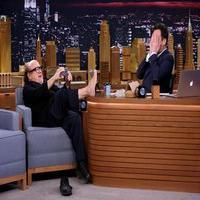 VIDEO: Danny Devito Brings #Trollfoot to THE TONIGHT SHOW