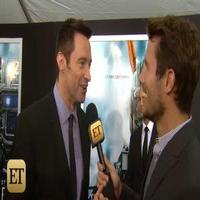 VIDEO: Hugh Jackman Attends New York Premiere of New Sci-fi Thriller CHAPPIE