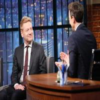 VIDEO: Director Kenneth Branagh Talks CINDERELLA & More on 'Late Night'