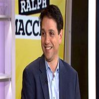 VIDEO: Ralph Macchio Talks Appearance in The Triad's 'Celebrity Autobiography' on TODAY