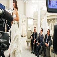 VIDEO: Watch HONEYMOON IN VEGAS Stars on 'Say Yes to the Dress'!