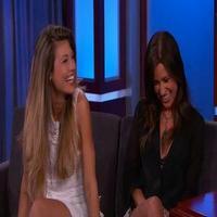 VIDEO: New Bachelorettes Britt & Kaitlyn Practice Dumping a Guy on JIMMY KIMMEL