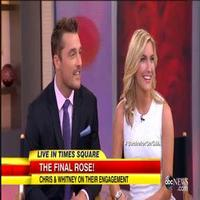 VIDEO: THE BACHELOR Couple Share Proposal Excitement & More on GMA